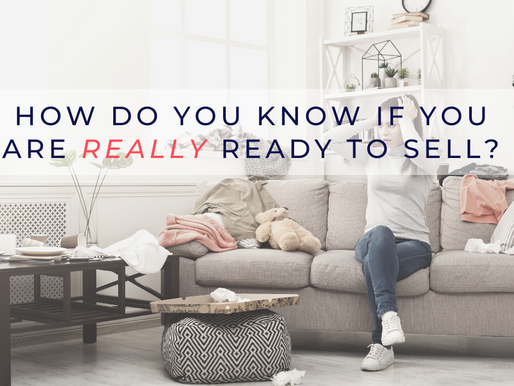 How do you know if you are REALLY ready to sell?