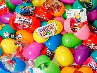 Easter Eggstravaganza Egg Stuffing!