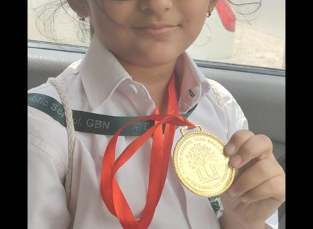 Gold Medal in Chess