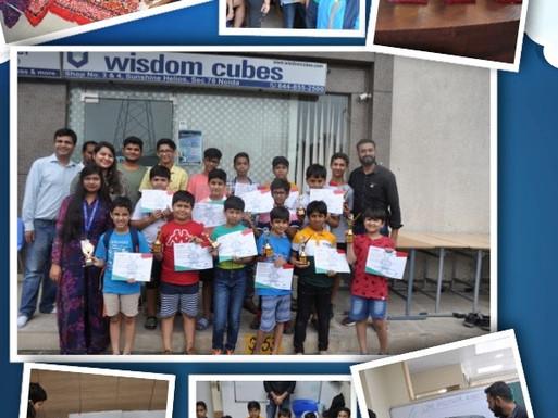 First Robotics Olympiad Winners