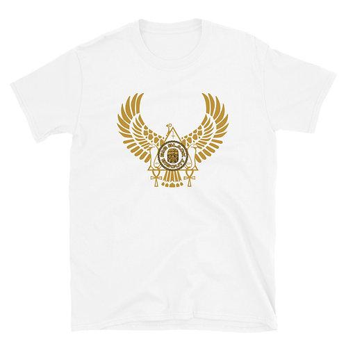Gold Bird WHT T-Shirt