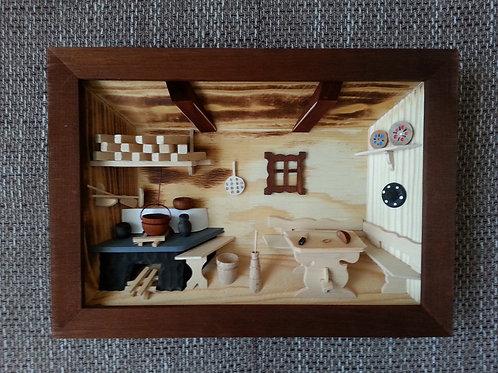 1. - Cottage