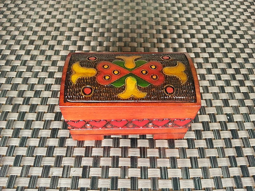 Wooden box - small
