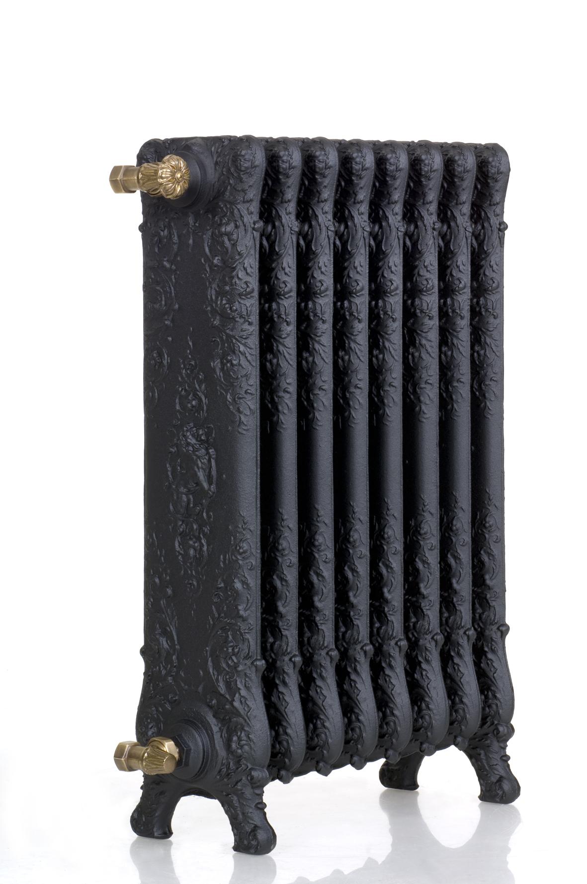 guratec,чугунные ретро радиаторы