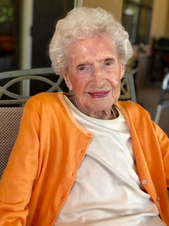 Elma Hoyenga from Peachtree Village Retirement Community