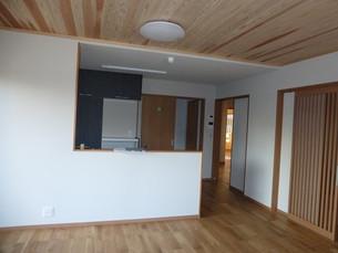 丸岡町にて新築工事が完成しました。
