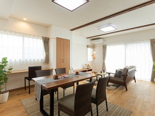 春江にて新築工事が完成しました。