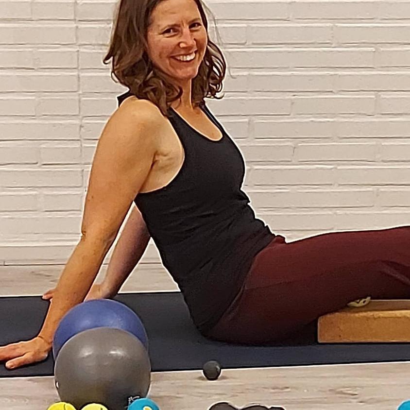 Self Myofascia Release Yin Yoga Workshop