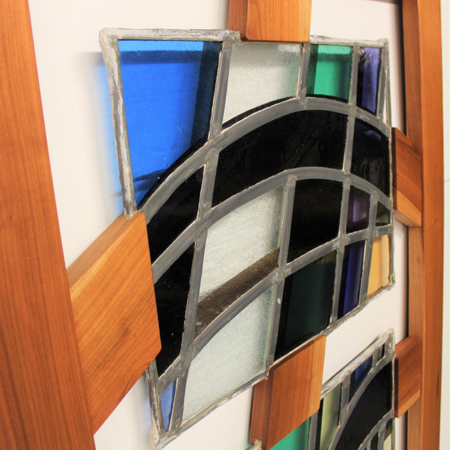 Stained Glass Surround