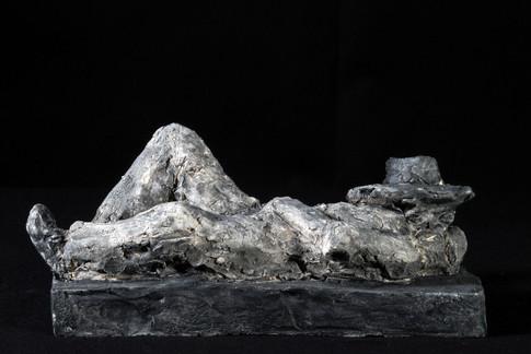 Siesta · Terrakotta · 2016 · 10 x 23 x 9 cm