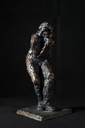 Mephisto · Bronze · 2017 · 35 x 18 x 18 cm