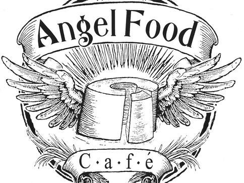 Angel Food Cafe Logo