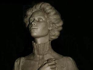 Belhaven College Life-Size Sculpture_bronze