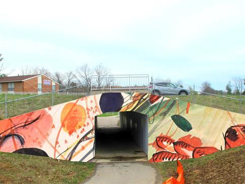 Proposed Underpass Design_(after Kandinsky)