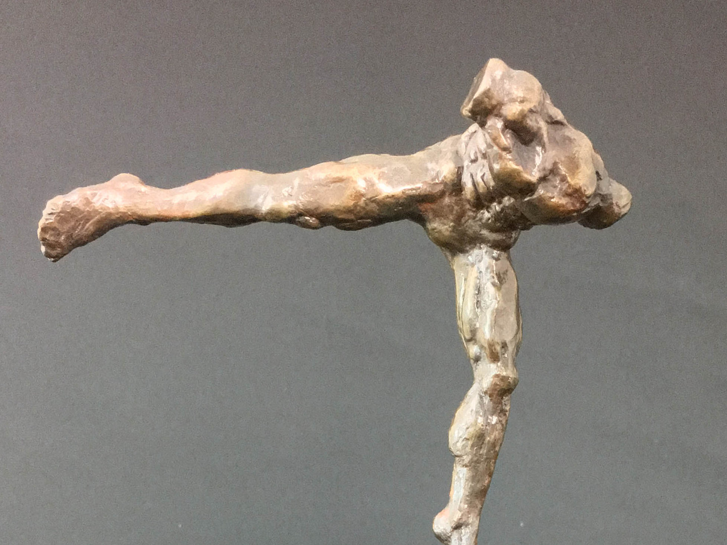 Anatomical Man (view 2)_bronze