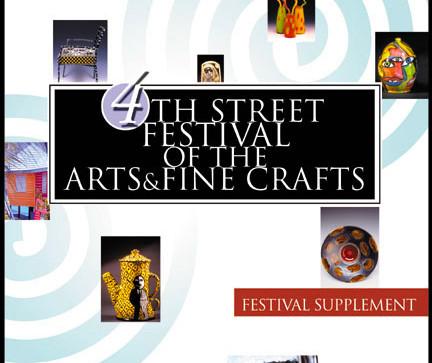 4th Street Art Festival Pamphlet_(inside cover)
