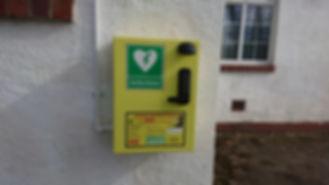 Nettlesworth Community Centre Defibrillator