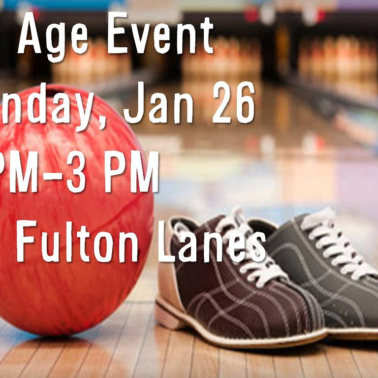 All-Age Event Bowling