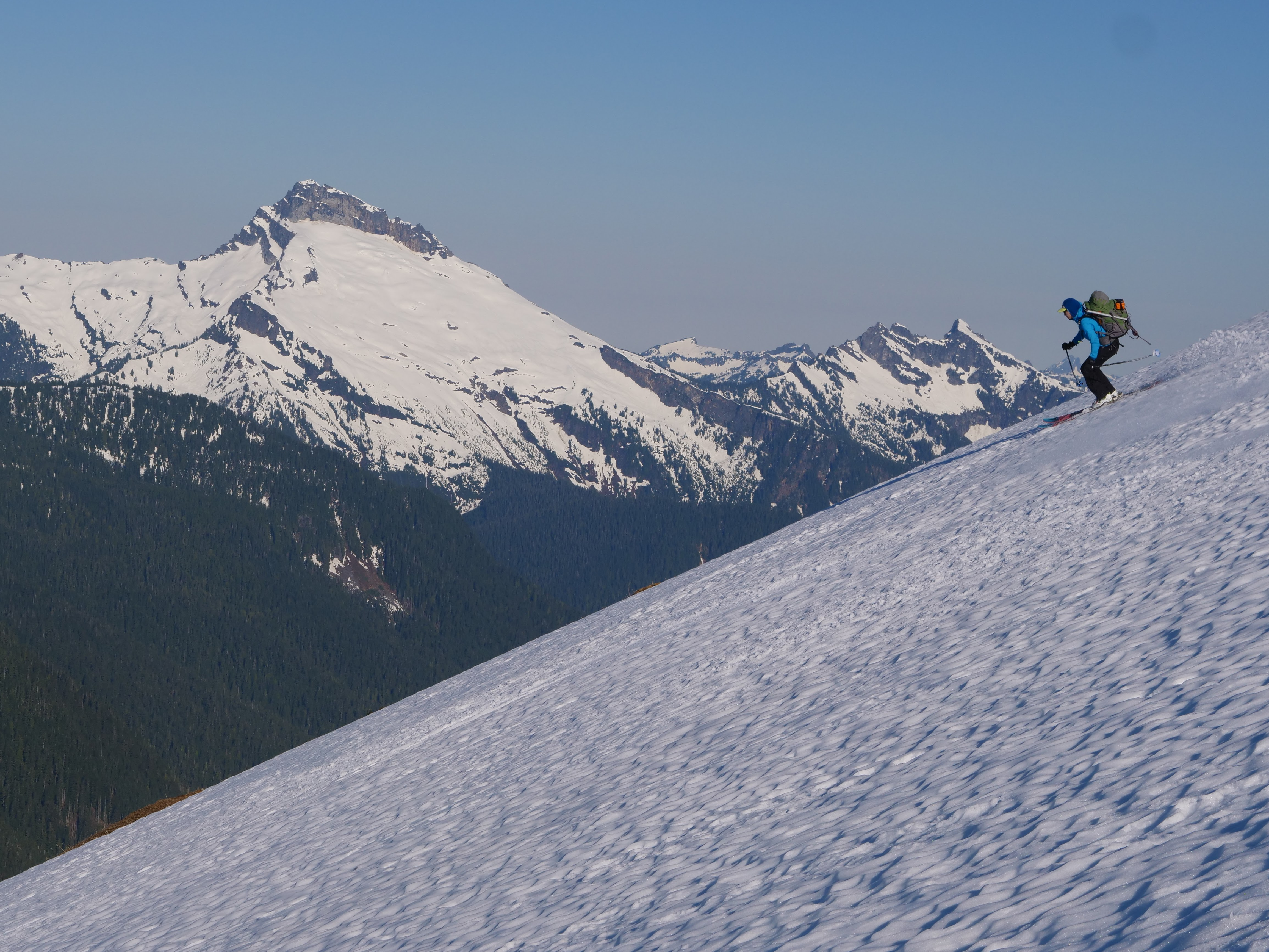 Glacier Day 3