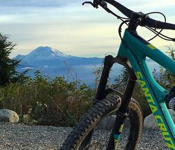 Humpday!! #tigermountain #mtrainier #mtb #cycling #santacruz #humpday