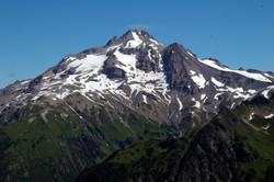 Glacier Peak is a big one