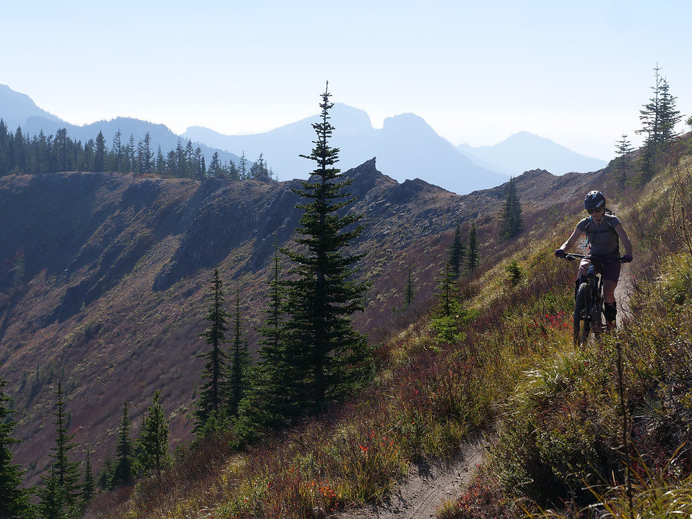 Marcy On Juniper Ridge
