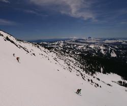 Skiing Jefferson