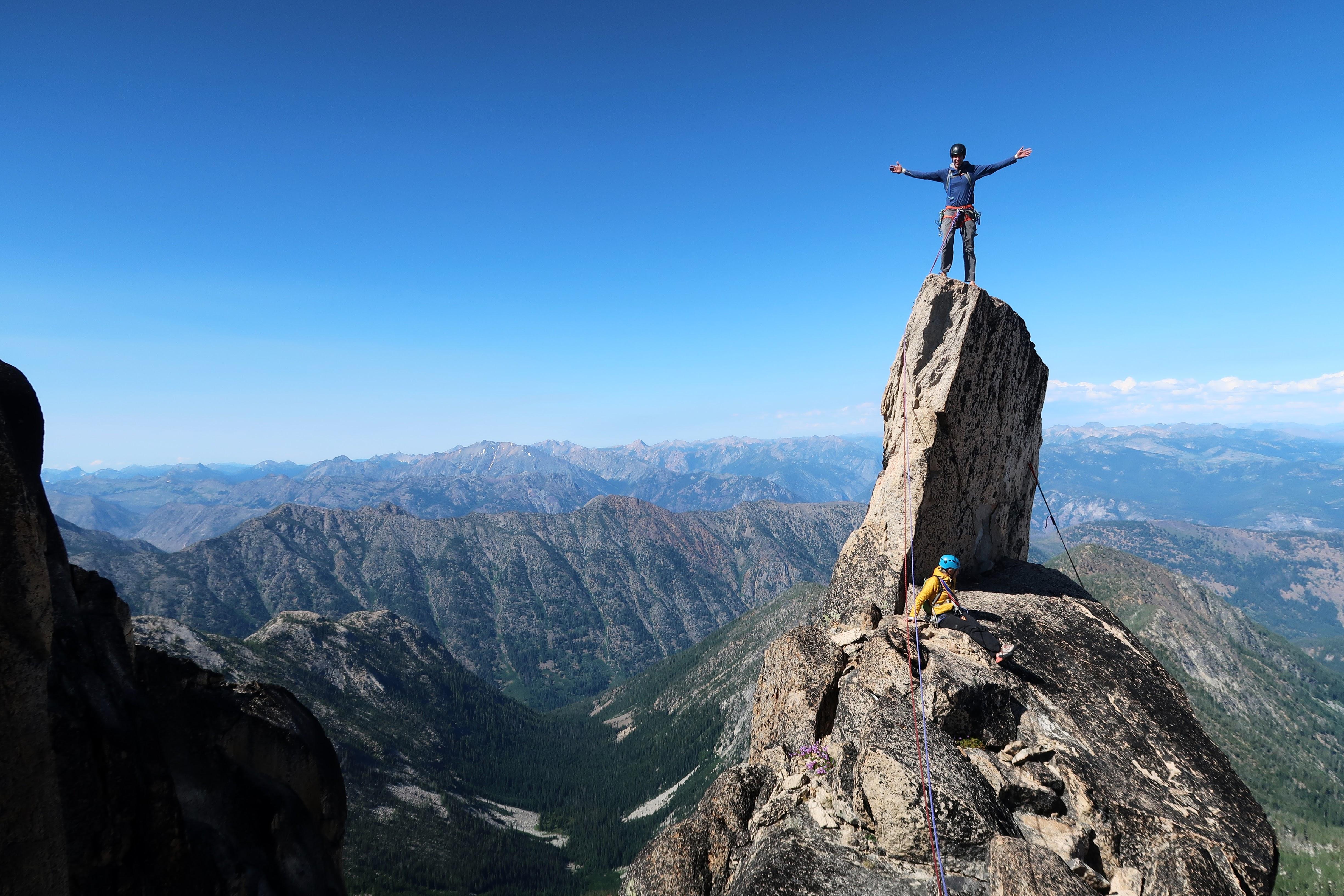 Chianti Spire summit