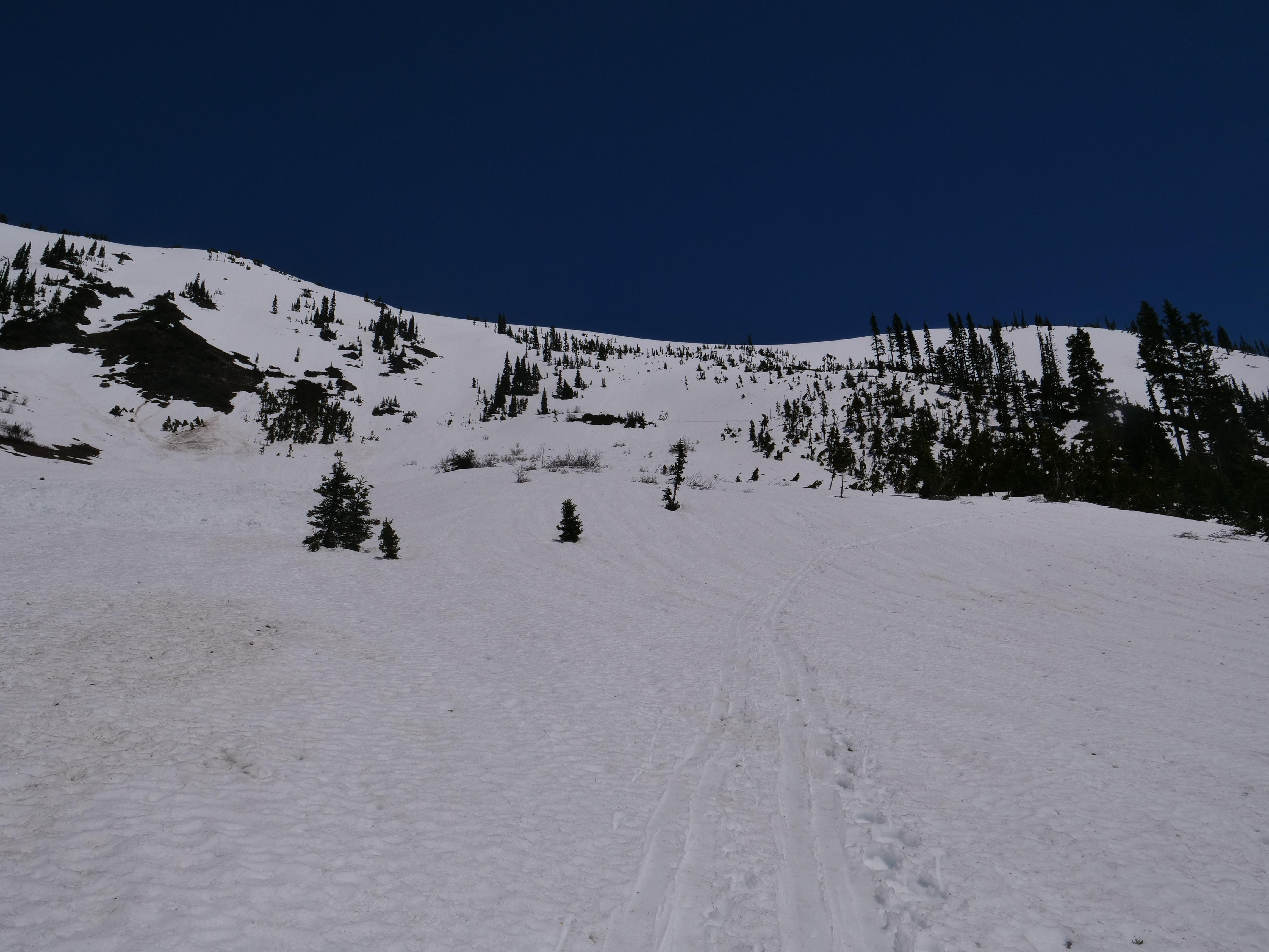 Glacier day 1