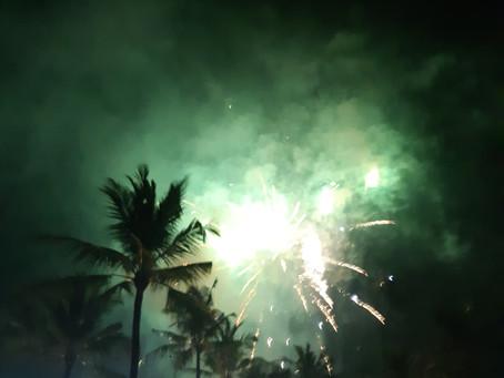 Dienoraštis iš Balio: laiminga Naujųjų pradžia – laimingi metai