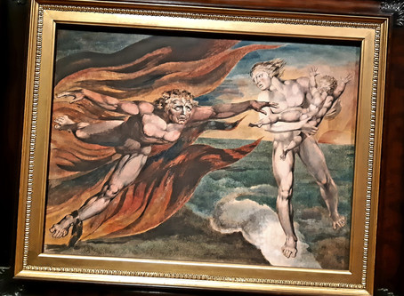 Queer Demons and Saints at William Blake's Exhibition