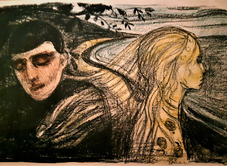 It's All Too Human: the Deepest Corners of Munch's Heart in Prints at the British Museum