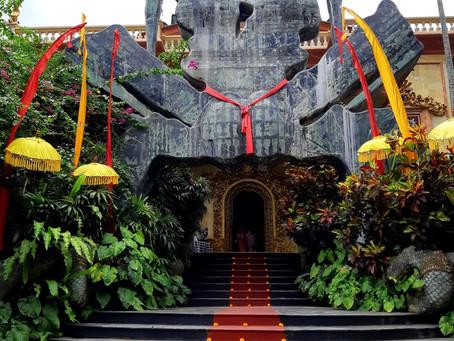 Dienoraštis iš Balio: apie meną ir maudynes džiunglėse