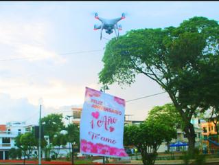 Drone marketing: ¿la publicidad del futuro? Preview Audiovisuales