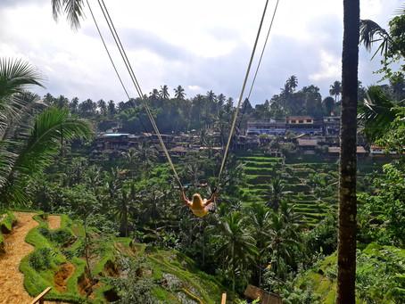 Dienoraštis iš Balio: skrydžio laimė prieš akis