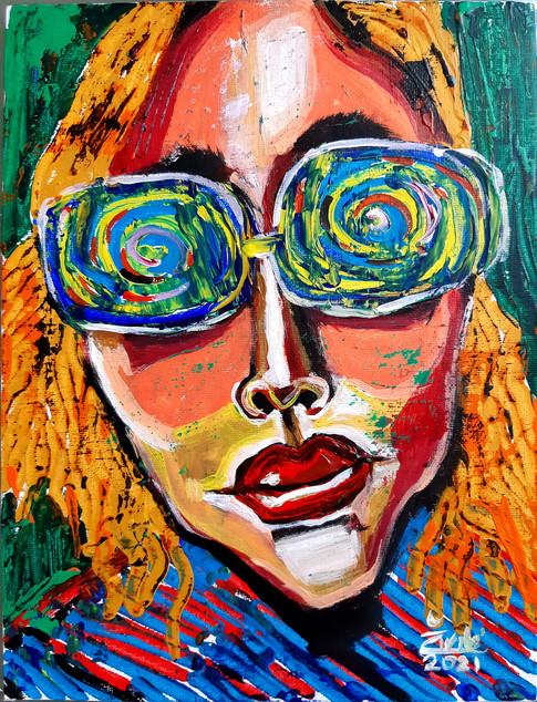 Life Through 🍭-tinted Glasses