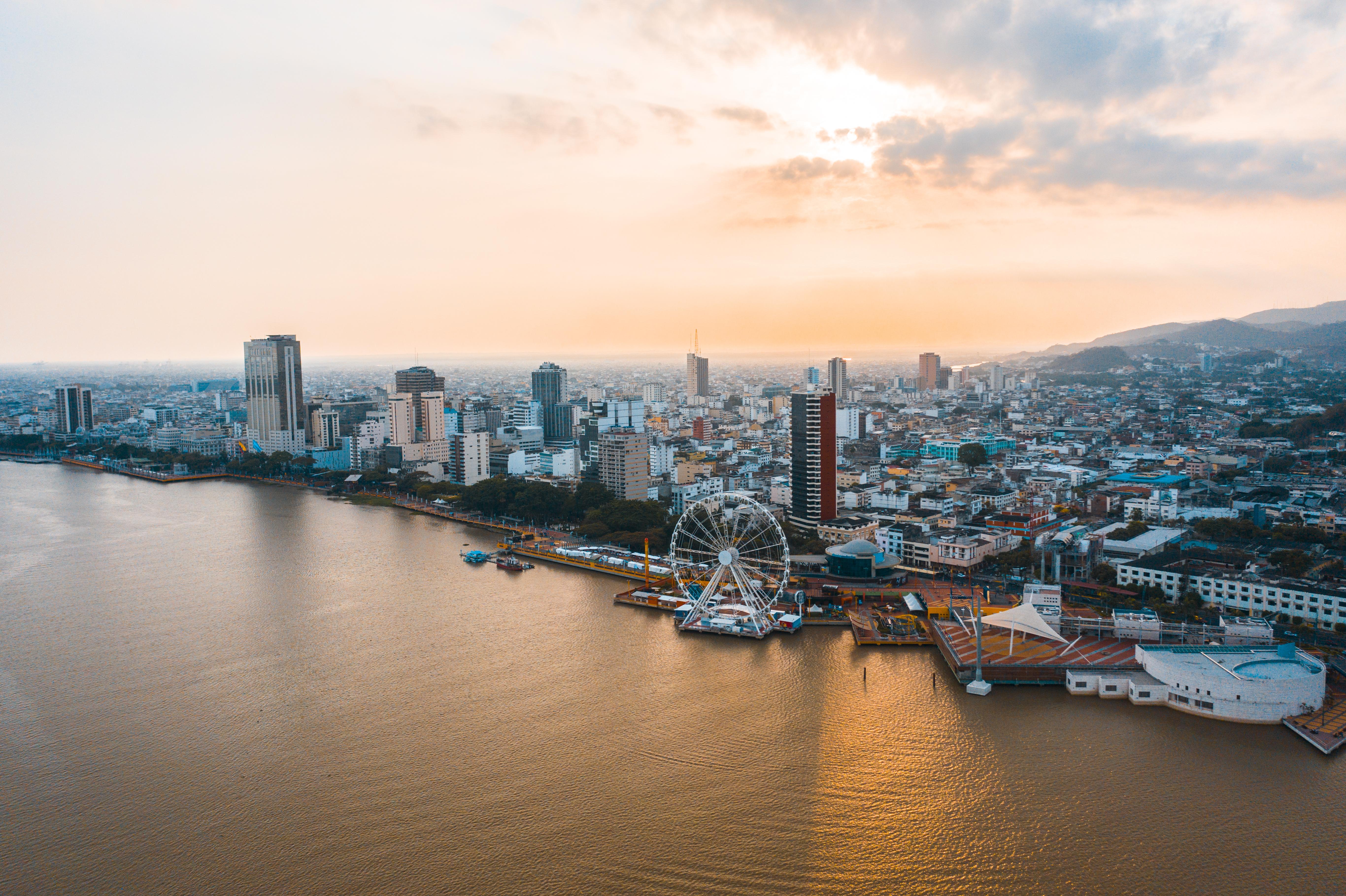 servicio de drone guayaquil - ecuador