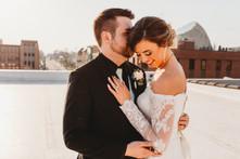 Taylor & Colin's Epic Wedding Day   Union Kansas City