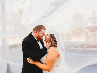 Hannah and Wes | Mt. Olivet Church and The Royal Room