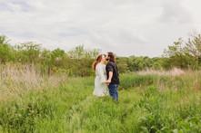 Sarayah & Alex Engagement Session   Rose Blossom Hill