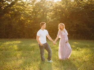 Bailey's Maternity Session