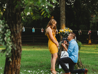 Maggie & Logan's Surprise Proposal