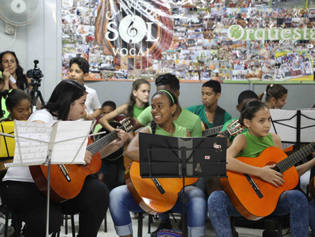 Terry's Kids Music in Havana Cuba