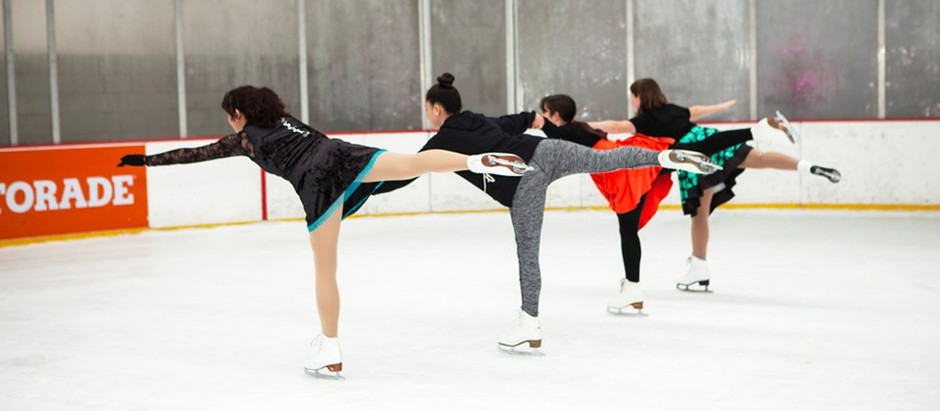 Figure Skating Lessons - Times & Cost