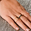 Thumbnail: Bangle Up Adjustable Stacking Ring