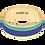 Thumbnail: Bangle Up Bracelet 2cm Vaporetto