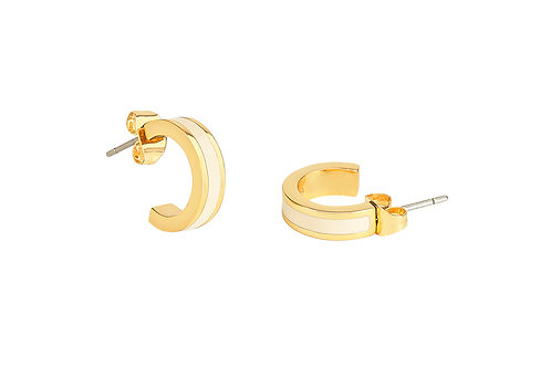 Bangle Up Little Hoops in 5 colours