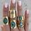 Thumbnail: Dear Charlotte Scarabee ring
