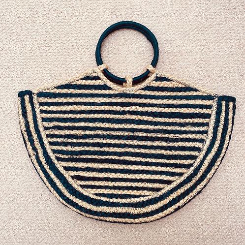 Handmade jute Neli handbag