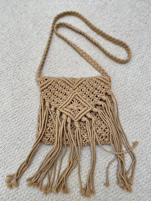 Little Macrame handbag